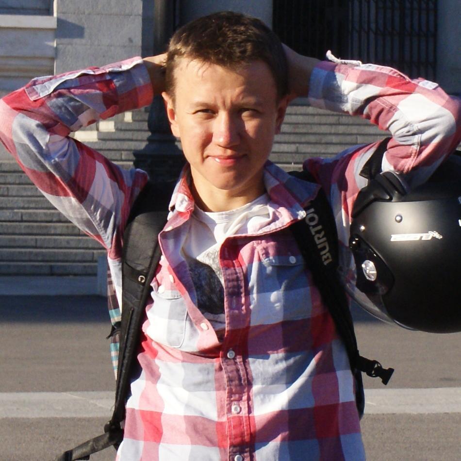 Андрей Жуков - основатель Pitcher